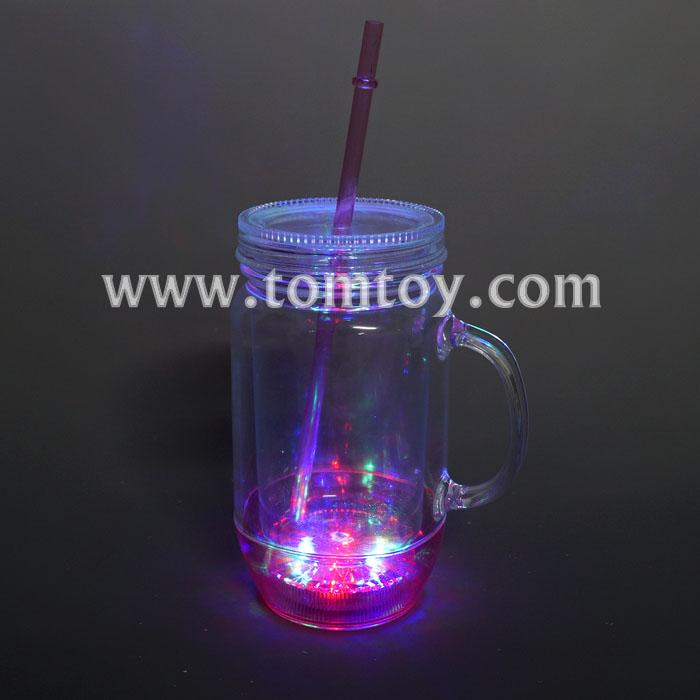 light up mason jar drinking mug tm03198.jpg