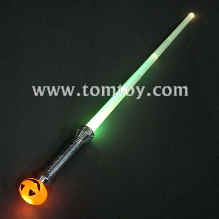 pumpkin light up expandable sword tm01121.jpg