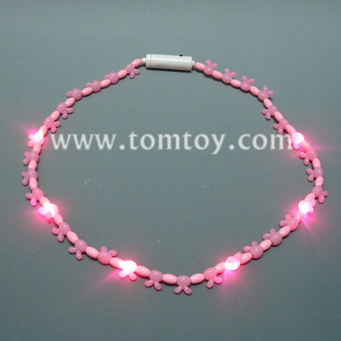 rabbit led bead necklace tm041-080  .jpg