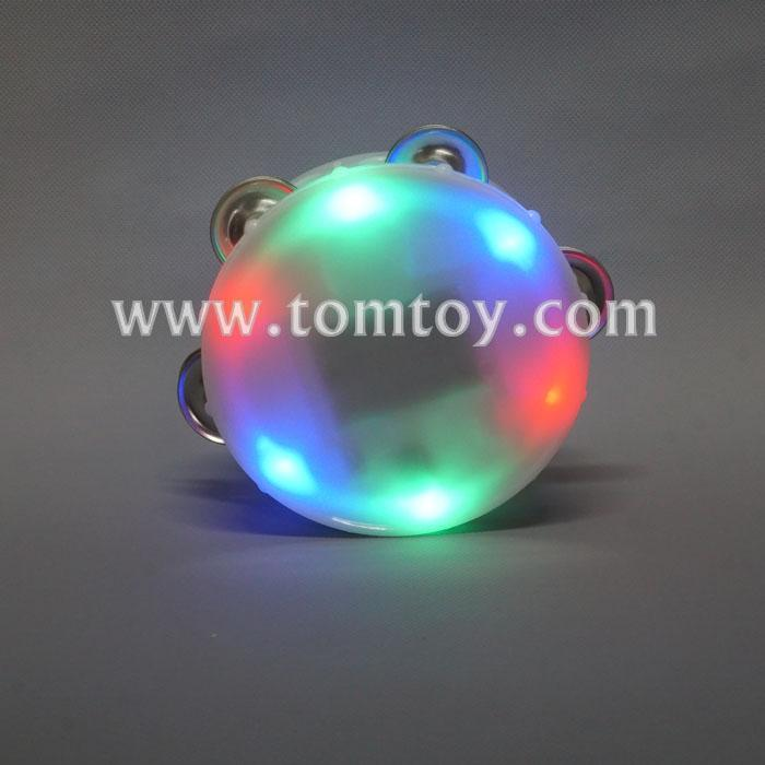 round lighted tambourine tm02374.jpg