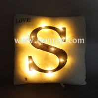 3d digital printed led cushion tm03187-s