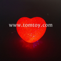 led flashing heart shape lights party lamp tm03127