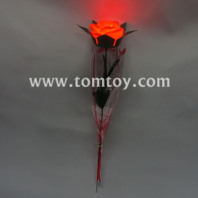 led light up rose decorative flower tm02987