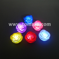 led rose flower romantic wedding decoration candle lights tm02591