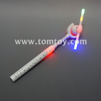 10 led windmill with stars tm04251