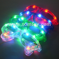 10led light up glasses tm057-004-a