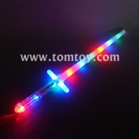 11led light up cross sword tm151-007