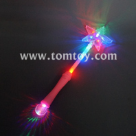 12 led pink star wand tm012-060
