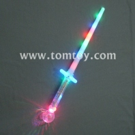 14led light up cross sword tm151-013