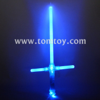 26 led light up cross sword tm013-065