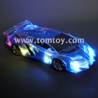 3d lightning led car toy tm269-001-bl