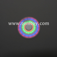 5 leds flashing hand fidget spinner tm02814