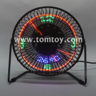6 inches usd clock fan tm06677