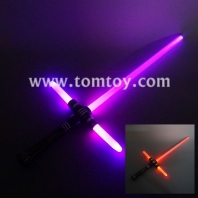 8 led cross sword with color change function & sound tm126-004