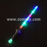 8 leds swords with sound tm286-006