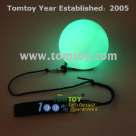 9 mode glow led poi balls tm000-001_glow