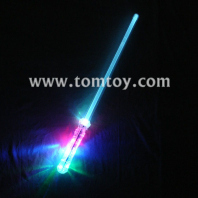 9led transparent handle sword tm061-059