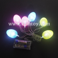 beautiful easter egg led string lights tm06990