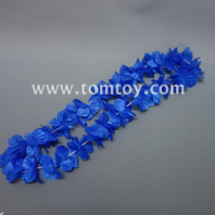 blue hawaiian leis tm02259-bl