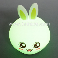 bunny touch night lamp tm06950