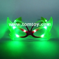 butterfly led flashing sunglasses tm03005