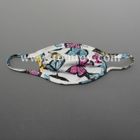 butterfly print face mask tm06320