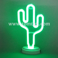cactus led neon light sign tm06512