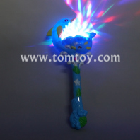 cartoon dolphin sparkle stick light wand tm03076
