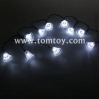 christmas jingle bell led string lights tm04352