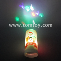 christmas led candle projector light tm06778