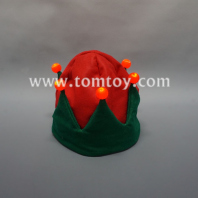 christmas light up hat tm02702