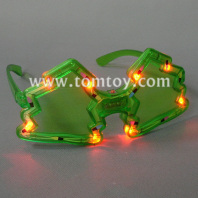 christmas tree flashing glasses tm00901