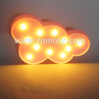 cloud marquee led night light tm06498
