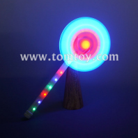 colorful 11 led flashing windmils tm03063