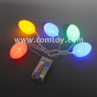 colorful easter egg led string lights tm06984