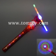 colorful led snowman spinning windmills tm02932
