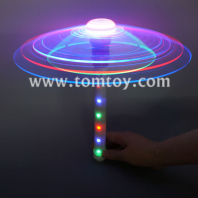 diy fiber optic led spinning wand tm02802