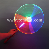 diy light up fiber optic windmill wand tm03120