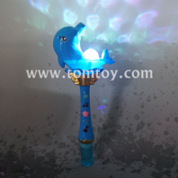 dolphin led bubble wand tm292-001