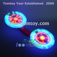 double led windmill spinner wand tm052-080-rd