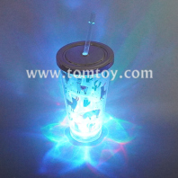 double-wall light up tumbler with printing tm06536