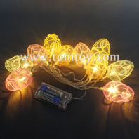 easter egg led string lights tm06982