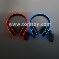 el light up bluetooth headphone tm05679