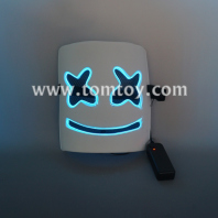 el light up marshmallow mask tm05742