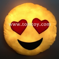 emoji smiley led cushion pillow tm121-010
