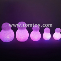 eva snowman lights tm03131