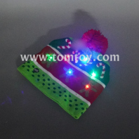 fashion led knitted hat tm06439
