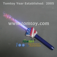 fiber optic stars and stripes wand tm013-019