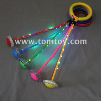 flashing ankle rotating skip swing ball tm04331