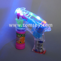 flashing bubble gun toys tm03266